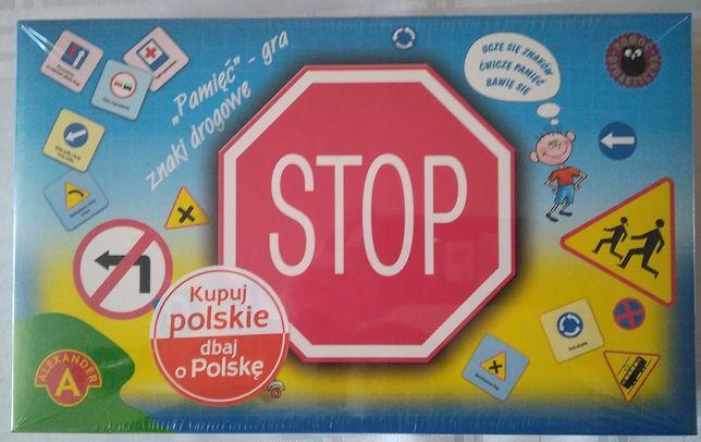 Stop - pamięć