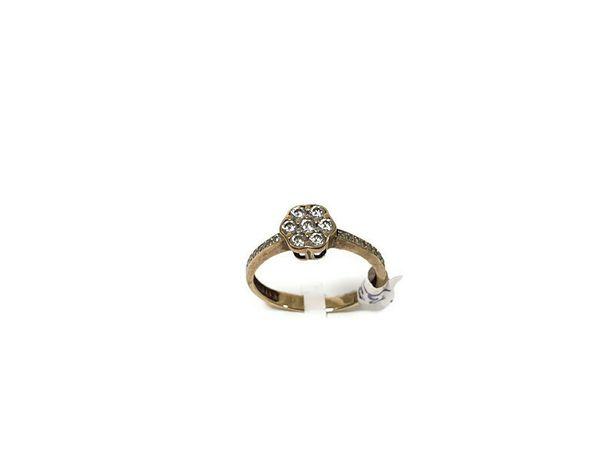Wyrób jubilerski używany- Złoty pierścionek 333/1,56g