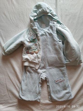 Комбинезон костюм детский 3-7 месяцев
