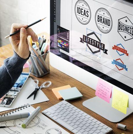 ДИЗАЙН РЕКЛАМЫ и ПОЛИГРАФИИ. Разработка логотипов и фирменного стиля