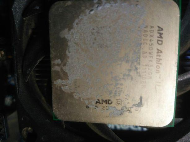 процессор AMD Athlon II X3 450 3x3,2GHz
