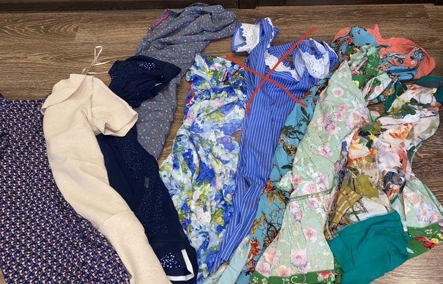 Продам пакет платьев женских размер 44-46
