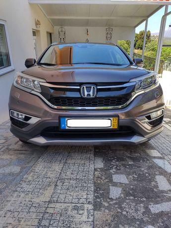 Honda CR-V CRV 1.6i Dtec Eleg. Plus Navi
