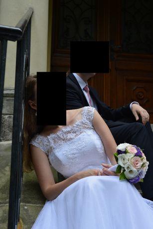 Twoja wymarzona suknia ślubna! (welon gratis!)