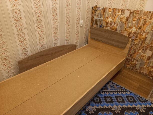 Кровать детская полуторка 190*80