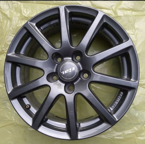 Диски Rial R17 5x108 Volvo/Ford
