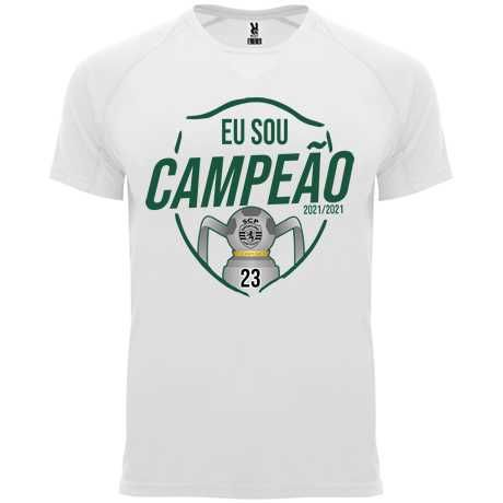 Eu sou Campeão Sporting T-shirt
