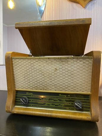 Радиола ретро. Рекорд -61