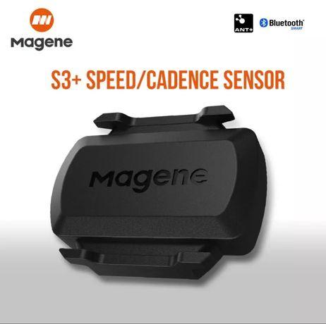 MAGENE - Sensor de cadência/velocidade bicicleta (NOVO)