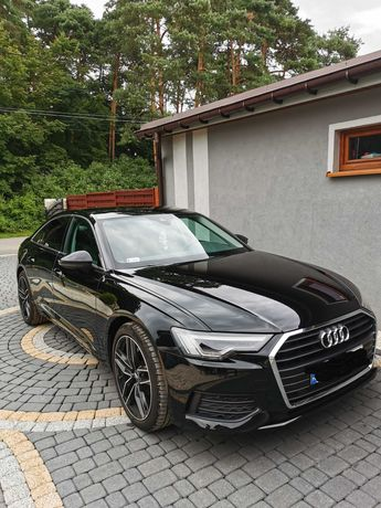 Audi A6 C8 Limousine 40 TDI 204 KM , Salon PL, Gwarancja, FV 23%