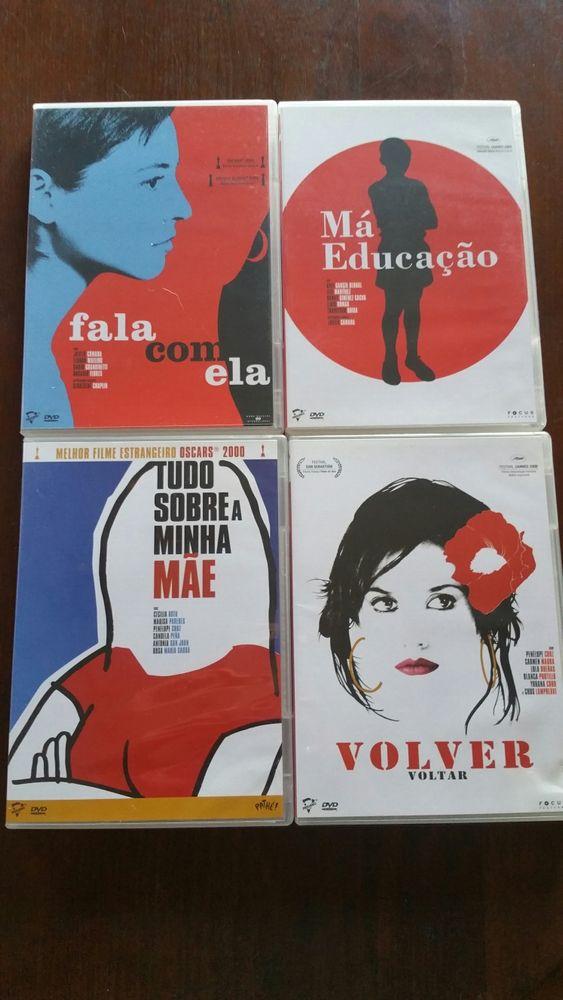 Pedro Almodovar 4 filmes Gouveia (São Pedro E São Julião) - imagem 1