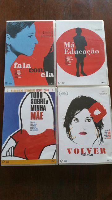 Pedro Almodovar 4 filmes