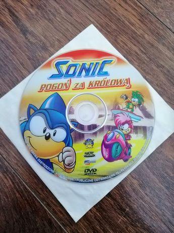 Sonic - Pogoń za królową. Stan bardzo dobry. Wysyłka