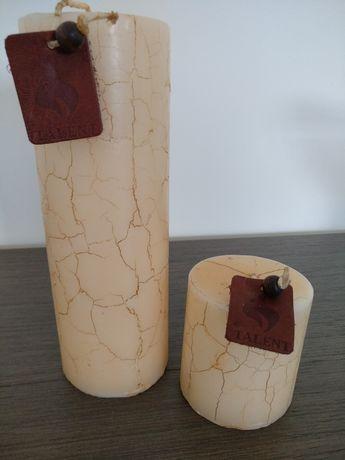 Conjunto 2 velas decorativas
