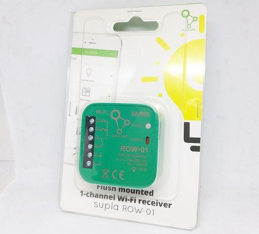 Sterownik 1-kanałowy Supla ROW-01 Wi-Fi dopuszkowy