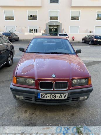 Bmw e36 320i sedan