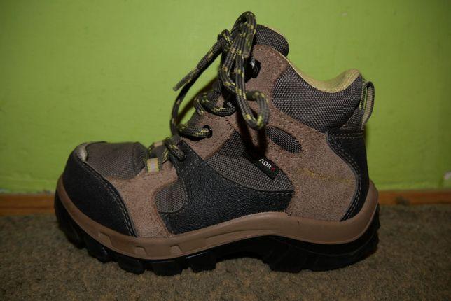 Trzewiki buty kozaki jesienne zimowe wysokie trekkin górski Quechua 29