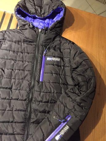 Куртка женская зимняя двусторонняя Nirvana Doudoune Discovery ОРИГИНАЛ