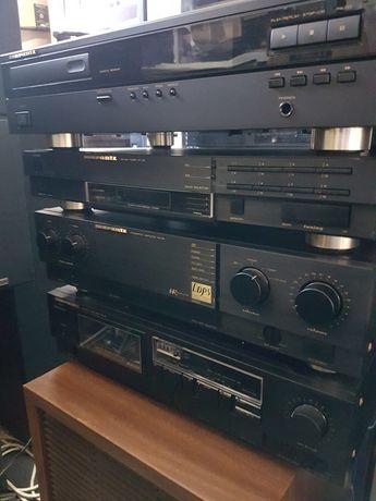 Vendo diversos aparelhos amplificador, gira discos,deck cass. e coluna