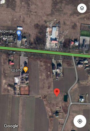 Продається земельна ділянка в с. Шипинці