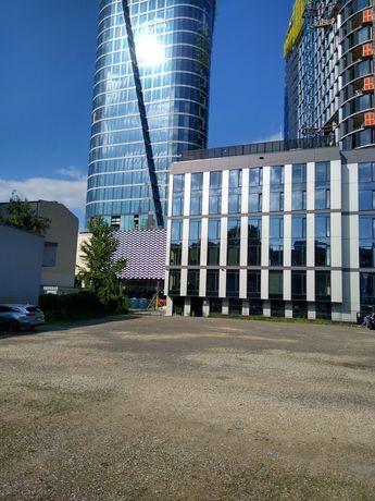 Parking podziemny VIP Global Office Park Katowice