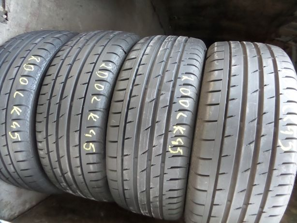 205 45 r17 continental contisportcontact 3 *
