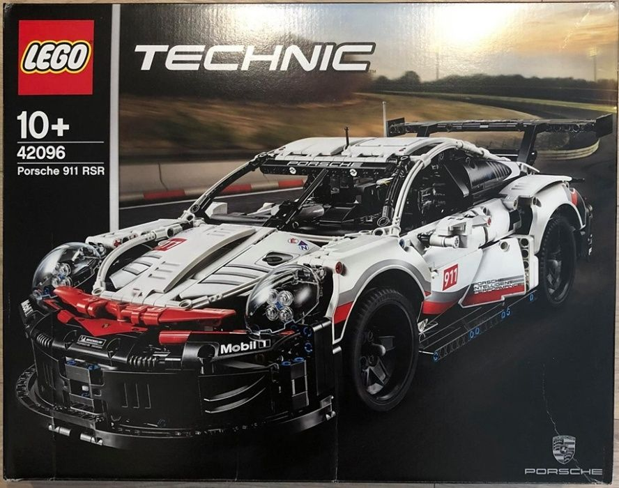 Lego Porsche 911 RSR (#42096): 7 dni Kraków - image 1