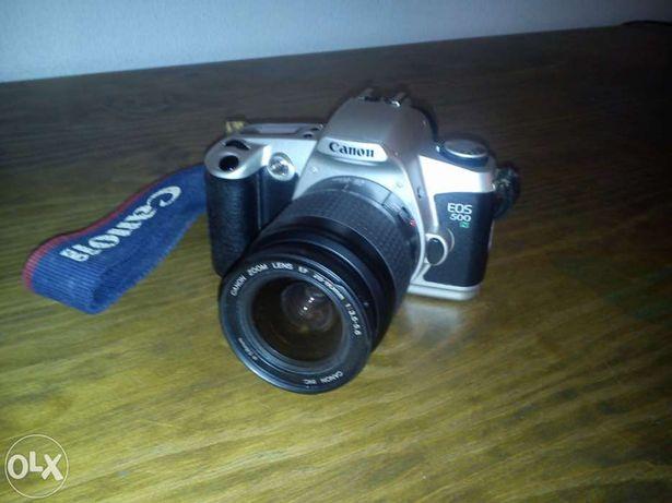 Maquina fotografica canon 500n