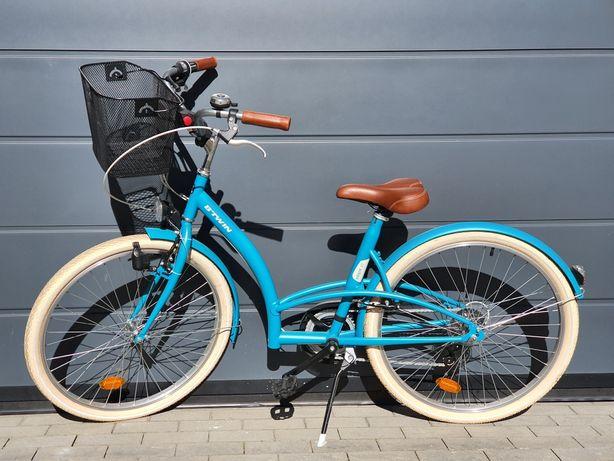 B'TWIN ELOPS 320, piękny rower damski, dziewczęce, jak nowy