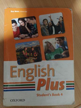 Англійськa English Plus Students Book 4