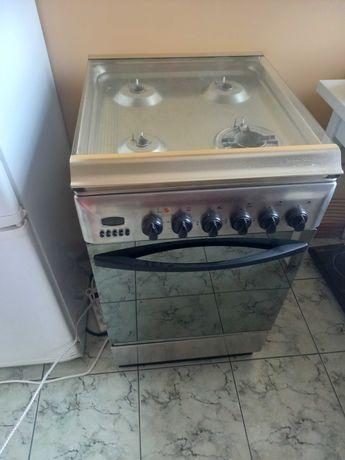 Kuchenka indesit gazowo-elektryczna