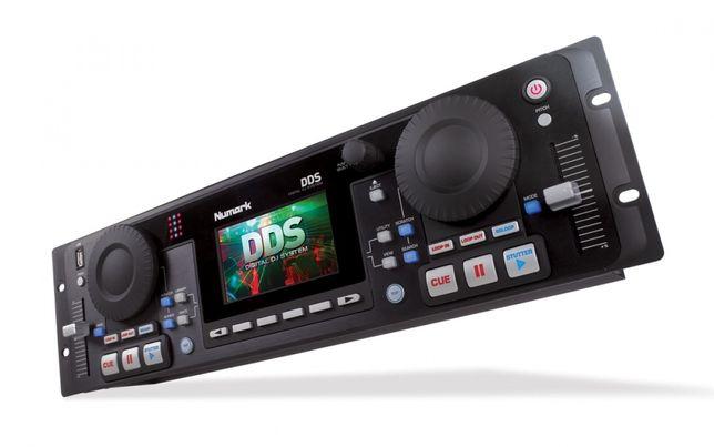 Numark DDS Odtwarzacz plików MP3 podwójny mikser DJ