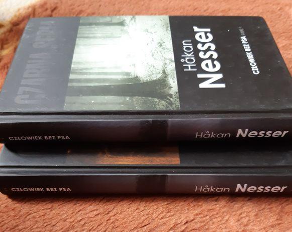 Książka H.Nesser, człowiek bez psa cz I i II