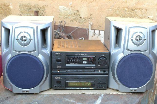 Aywa RX-N6Z музыкальный центр-радио и усилитель
