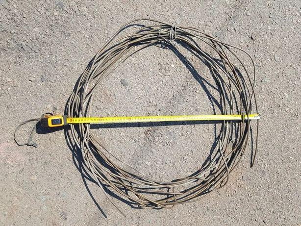 Латунный припой проволока ф5,5 мм для газовой пайки