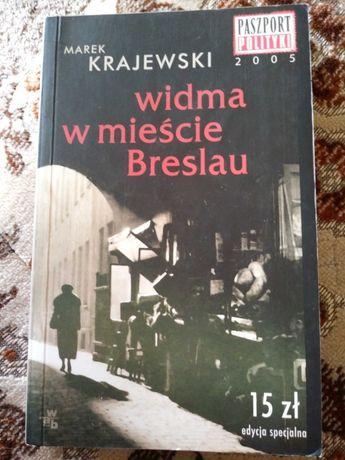 M. Krajewski: Widma w mieście Breslau