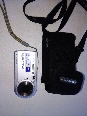 Máquina fotográfica Sony Ciber-shot