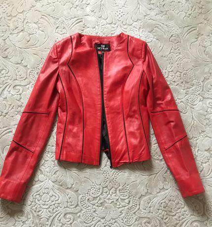 Куртка кожа Seyhan