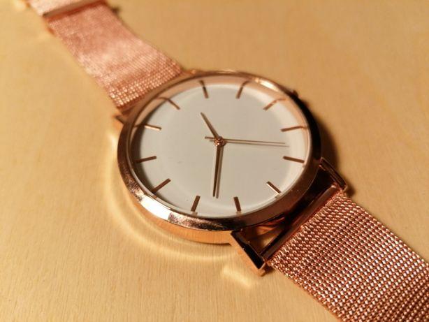 Relógio Senhora Rose Gold Novo