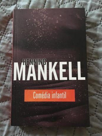 Henning Mankell- Comedia infantil