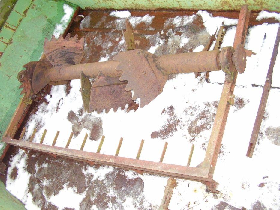 adapter rozrzutnika łopaty, rozrzutnik Brzostek - image 1
