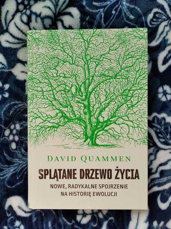 """""""Splątane drzewo życia"""" David Quammen"""