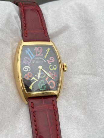 Продам женские часы фирмы Franck Muller 7502 QZ Col Dreams