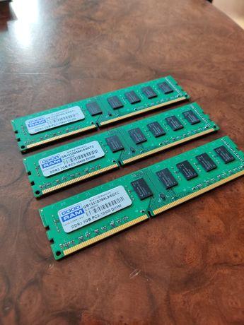 Pamięć RAM GOOD RAM DDR3 2GB x 3