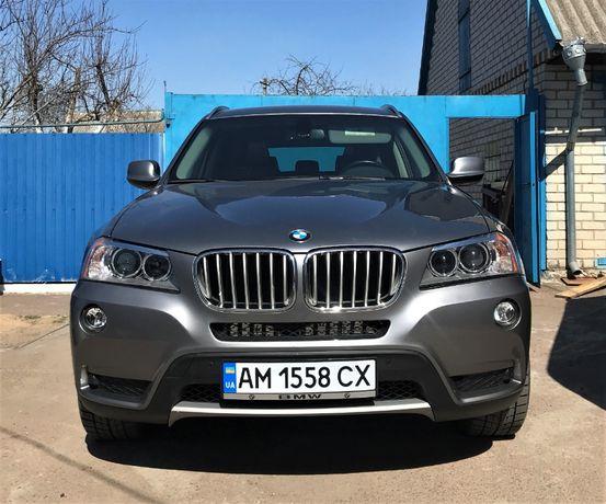 продам BMW X3 2011