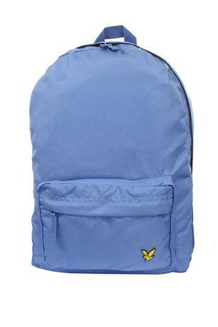 Nowy plecak Lyle&scott metki niebieski must have hit podróż szkoła