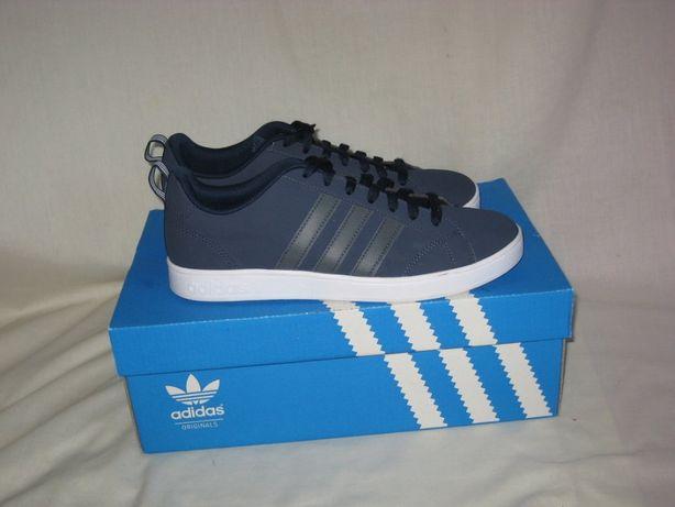 Кроссовки Adidas оригинал 41 размер по стельке 26,5 см.Кожаные !! .Лег
