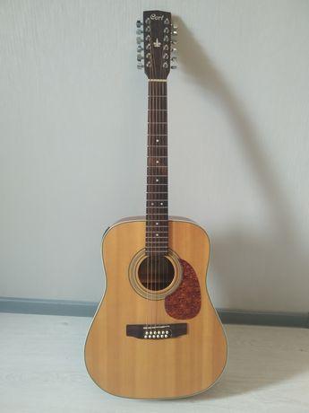 Продам электроакустическую гитару 12 струн