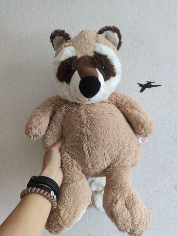 Мягкая игрушка Енот/ М' яка іграшка Єнот