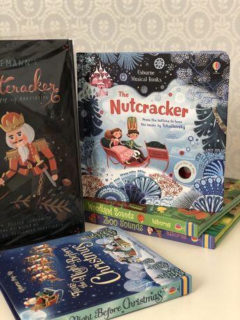The Nutcracker Music Book, Usborne новинка 2019